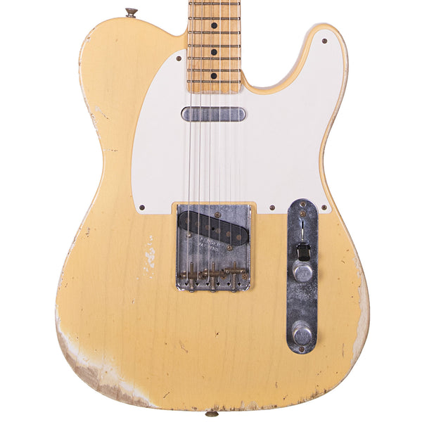 2008 Fender Custom Shop '58 Telecaster Relic - Blonde