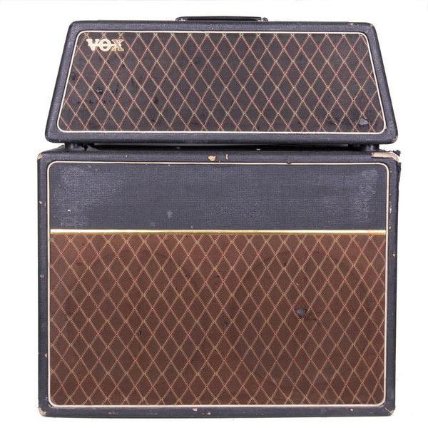 1964/65 Vox AC30 Super Twin Head & 1964 2x12 Cab