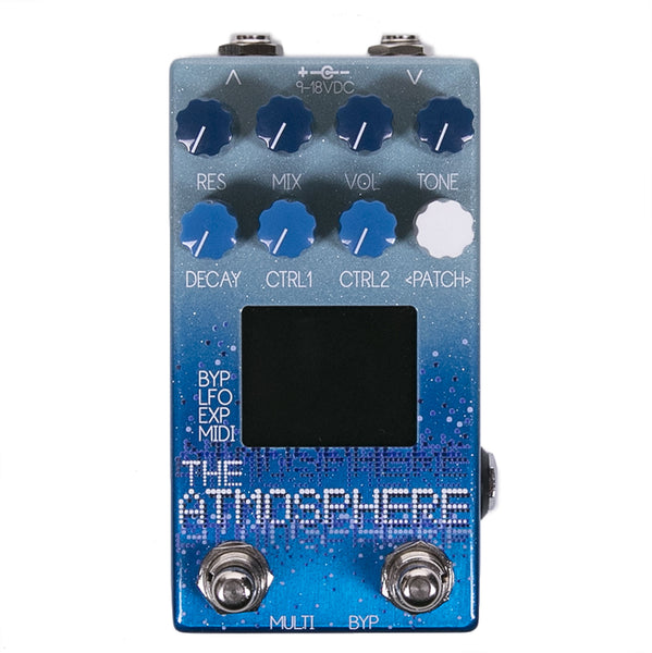 Dr Scientist Atmosphere Reverb