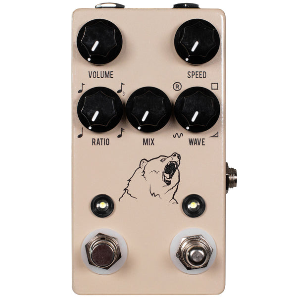 JHS Pedals Kodiak Tremolo | Lucky Fret Music Co.