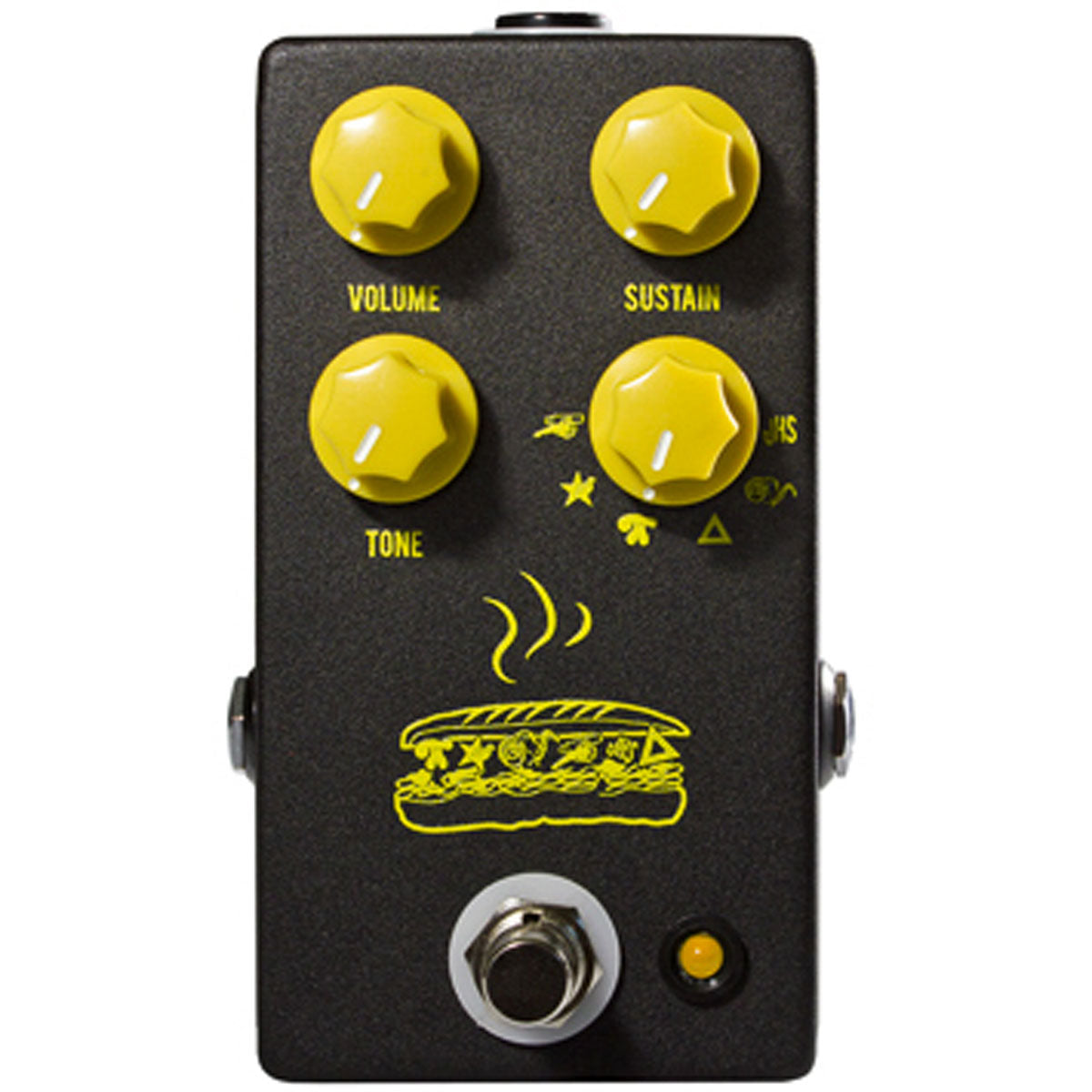 JHS Pedals Muffuletta Fuzz | Lucky Fret Music Co.