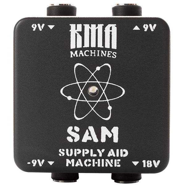 KMA Audio Machines SAM Supply Aid Machine Power Supply Extension | Lucky Fret Music Co.