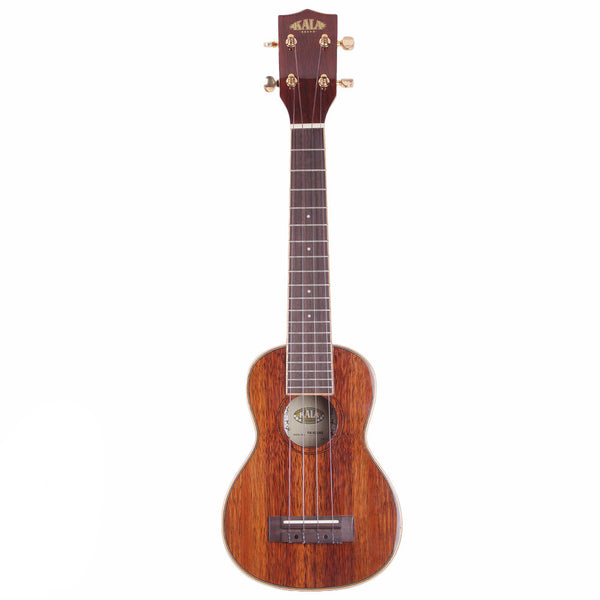 Kala KA-KSLNG Koa Soprano Long Neck - Vintage Guitar Boutique