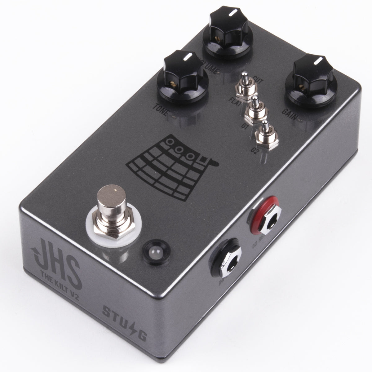 JHS Pedals The Kilt V2 Overdrive Distortion