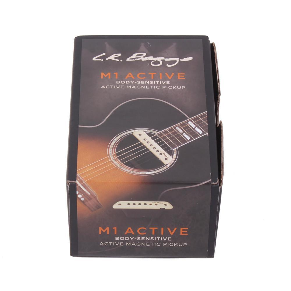 LR BAGGS M1 ACTIVE - MAGNETIC SOUNDHOLE PICKUP - Vintage Guitar Boutique - 1