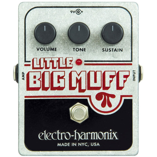 Electro Harmonix - Little Big Muff Pi - Distortion/Sustainer | Lucky Fret Music Co.