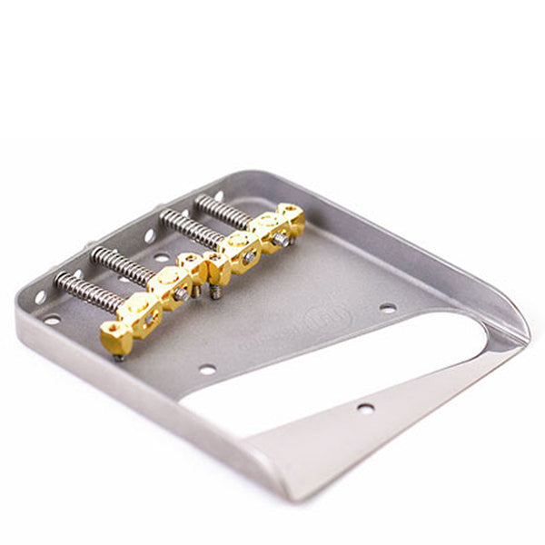 Mastery M3 Telecaster Bridge Brass Top Loader | Lucky Fret Music Co.