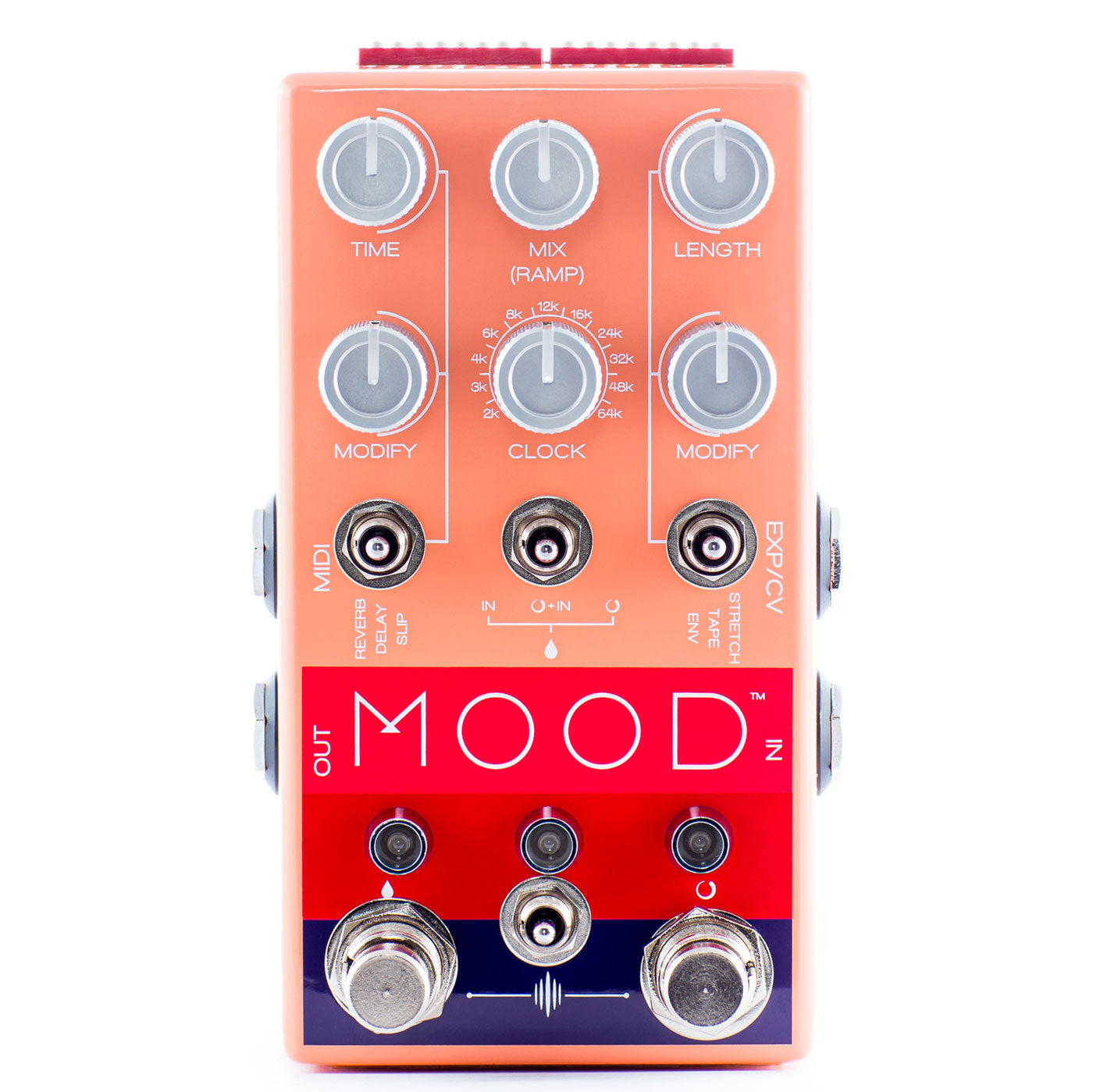 Chase Bliss Audio MOOD Granular Micro Looper & Delay