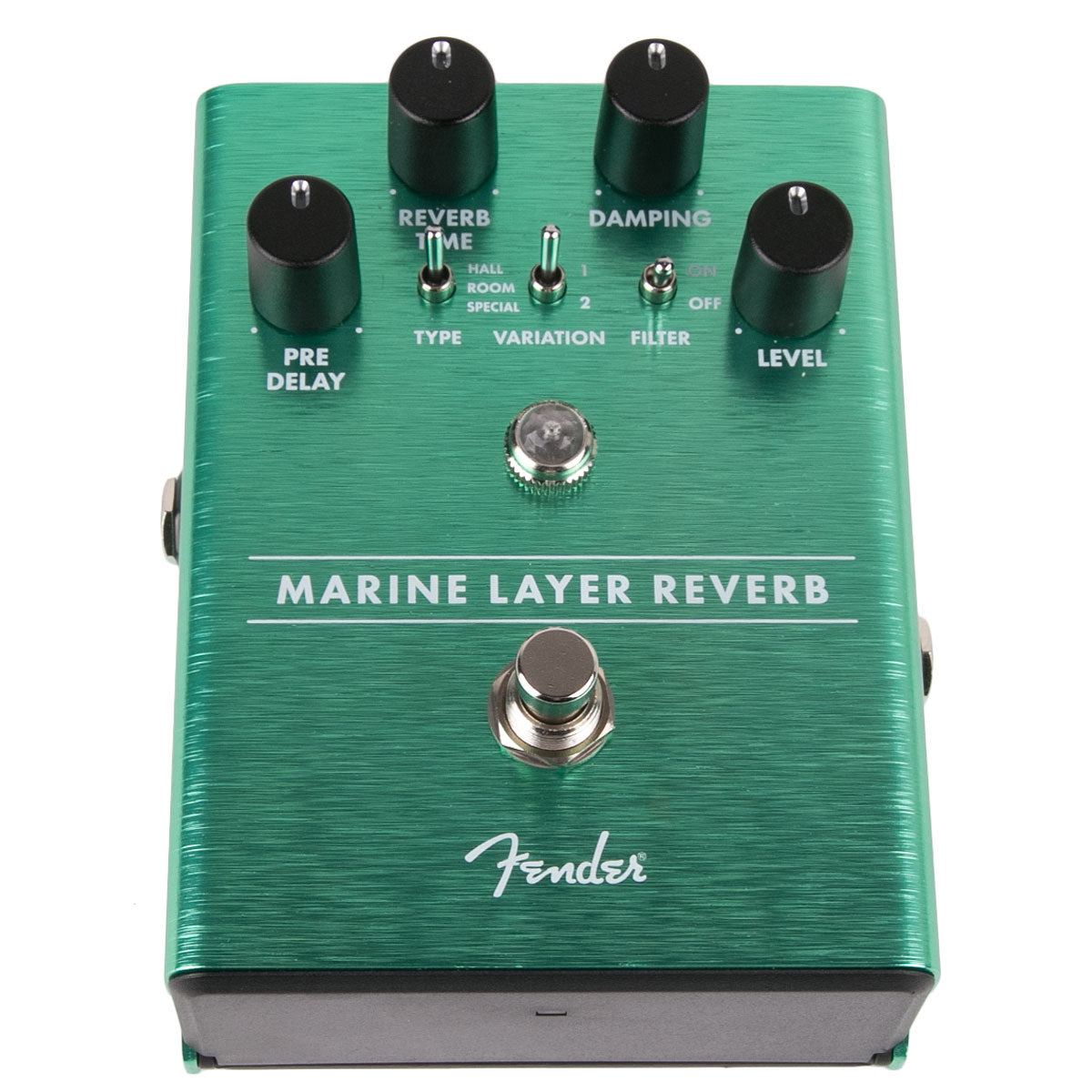Fender Marine Layer Reverb Pedal | Lucky Fret Music Co.