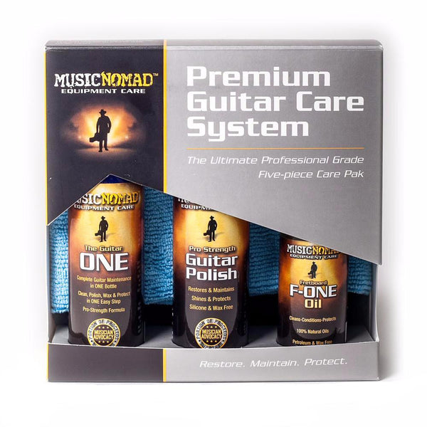 Music Nomad - Premium Guitar Care System - Vintage Guitar Boutique - 1
