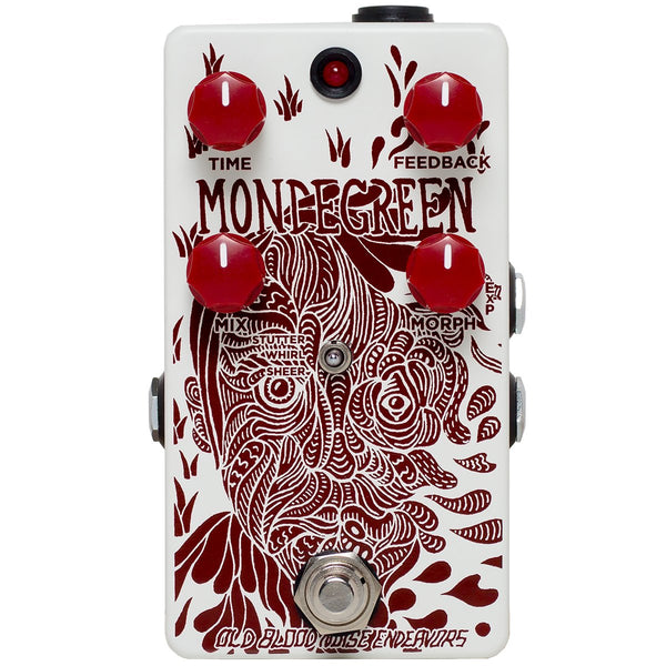 Old Blood Noise Endeavours Mondegreen Delay