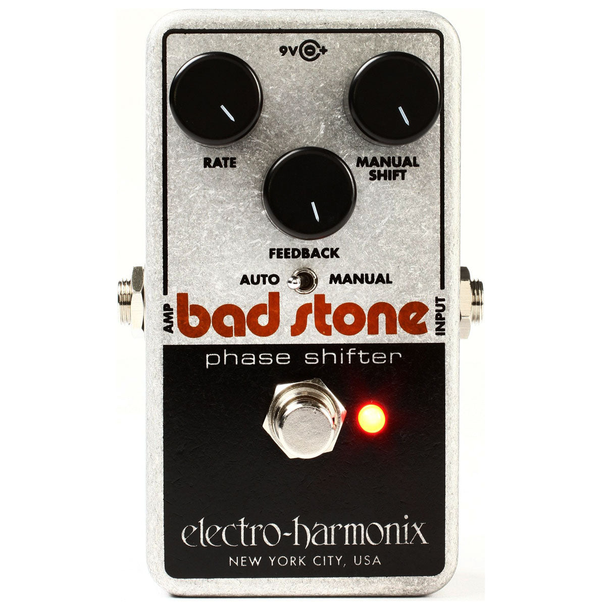 Electro Harmonix - Bad Stone - Analog Phase Shifter | Lucky Fret Music Co.