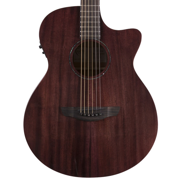 Faith FPVCG Nexus Venus Cut Electro Cognac - Mahogany | Lucky Fret Music Co.