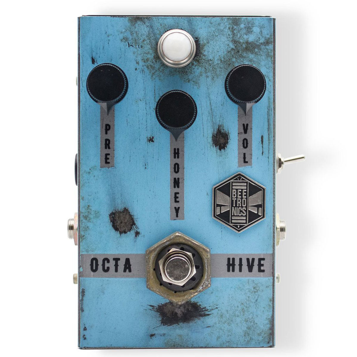 Beetronics Octahive - Super High Gain Fuzz With High Pitch Octave | Lucky Fret Music Co.