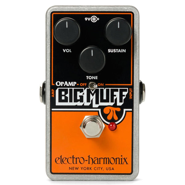 Electro Harmonix - OP Amp Big Muff - Distortion/Sustainer | Lucky Fret Music Co.
