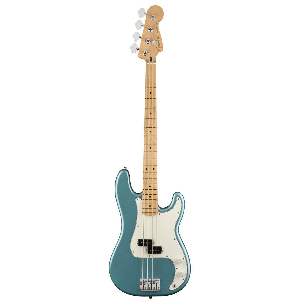 Fender Player Precision Bass, Maple, Tidepool | Lucky Fret Music Co.