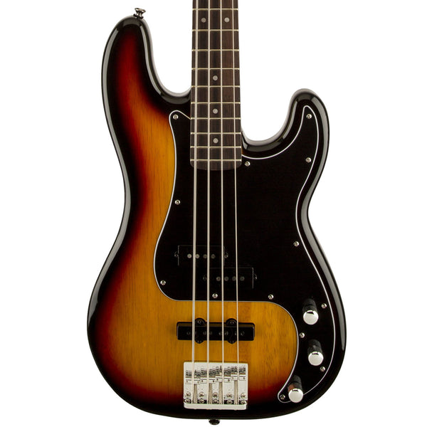 Squier Vintage Modified P-Bass PJ - 3 Tone Sunburst