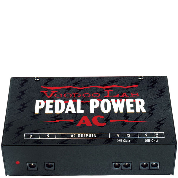 Voodoo Labs Pedal Power AC | Lucky Fret Music Co.
