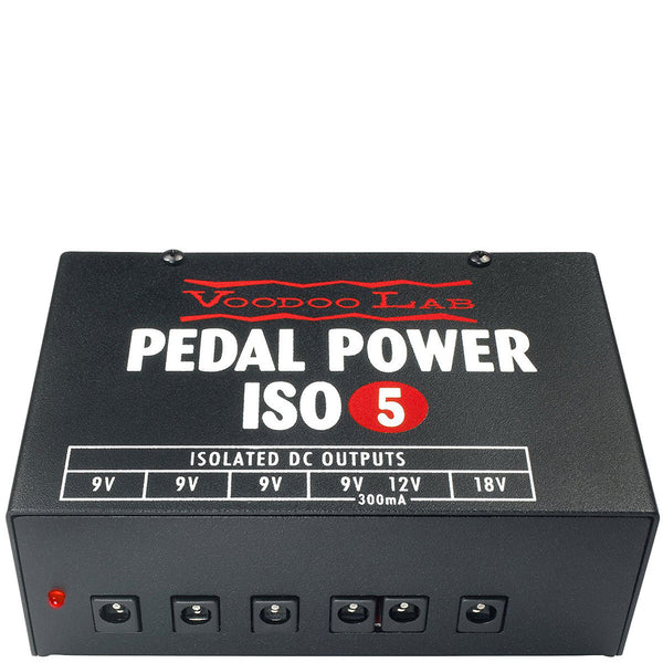 Voodoo Labs - Pedal Power ISO-5 | Lucky Fret Music Co.