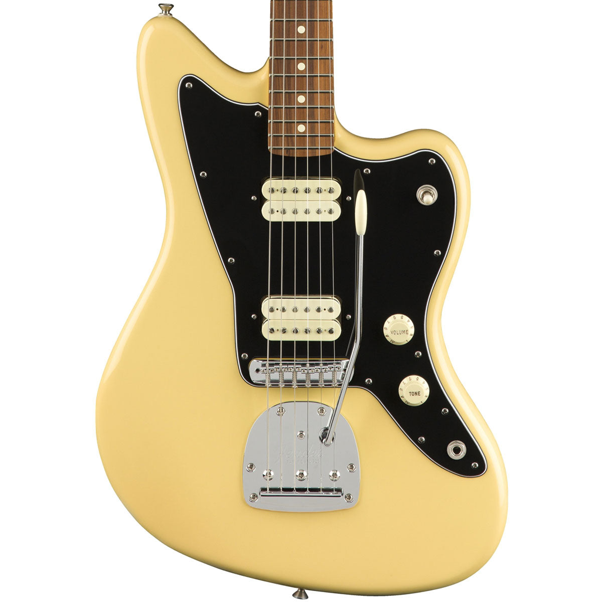 Fender Player Jazzmaster, Pau Ferro, Buttercream | Lucky Fret Music Co.
