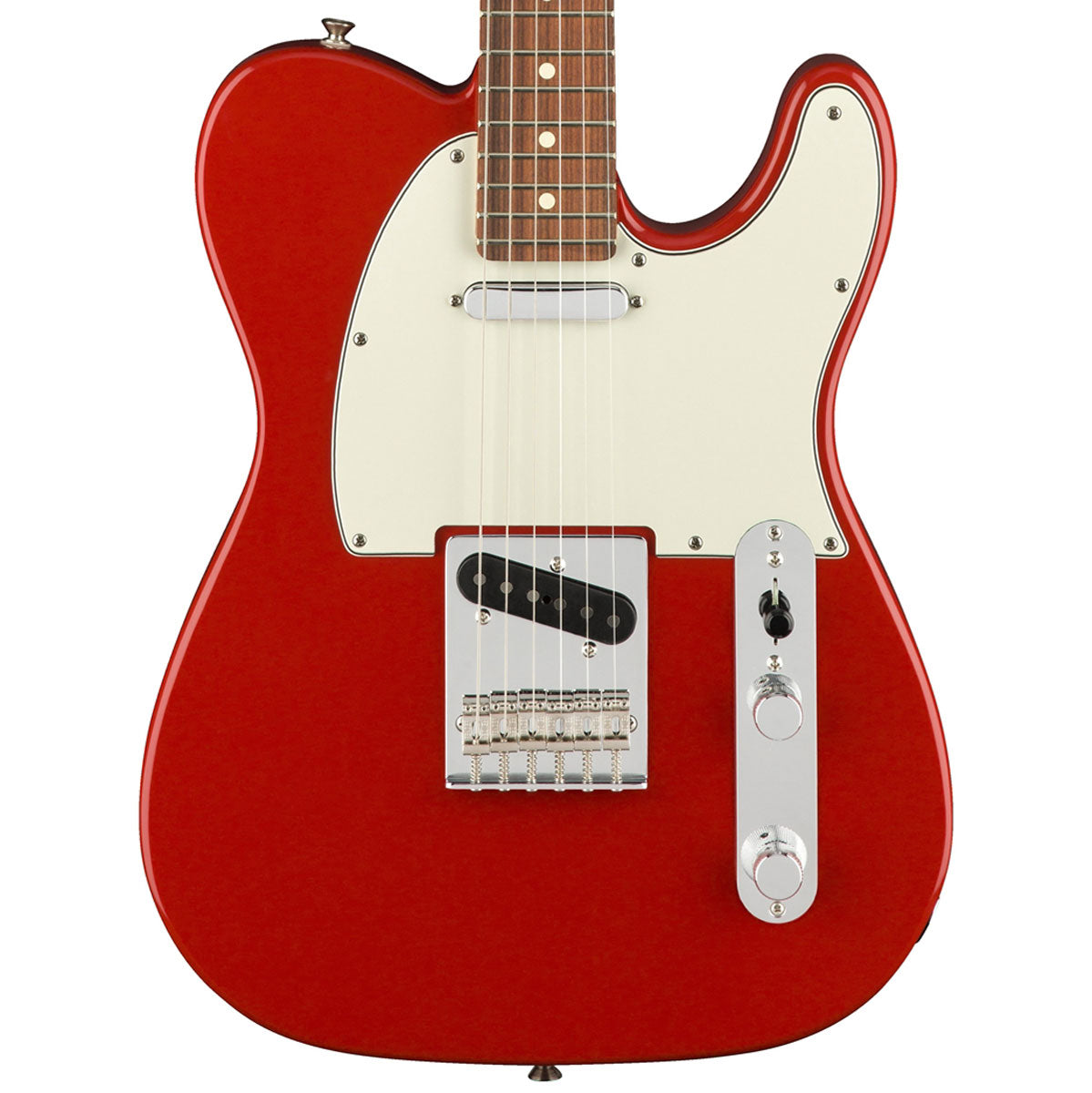 Fender Player Telecaster, Pau Ferro, Sonic Red | Lucky Fret Music Co.