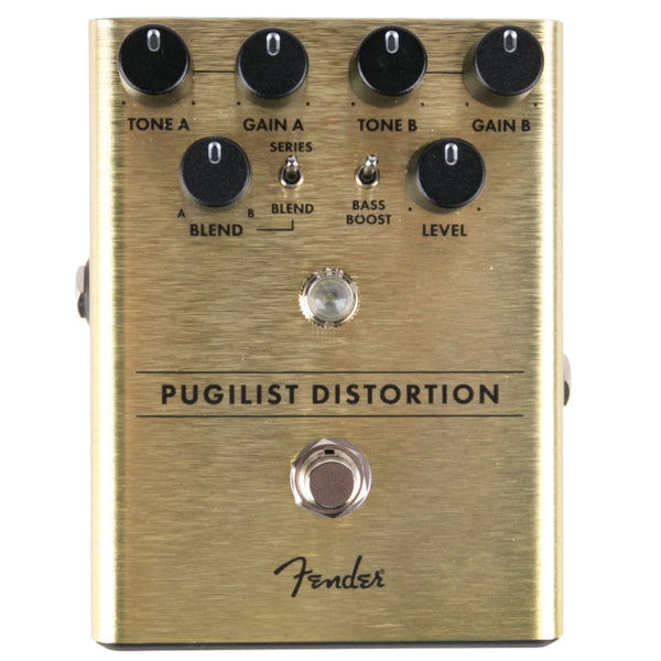 Fender Pugilist Distortion Pedal | Lucky Fret Music Co.
