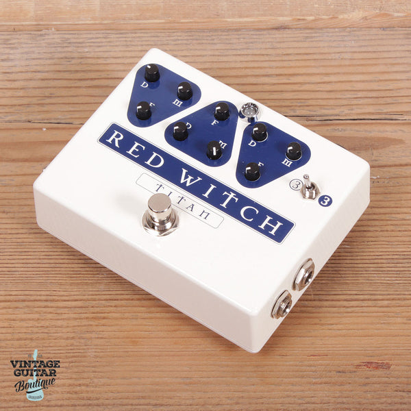 Red Witch Titan Delay - Vintage Guitar Boutique - 1