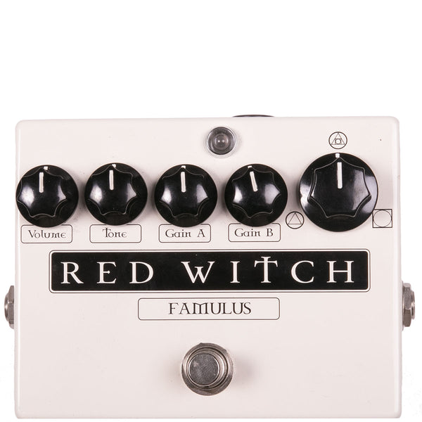 Red Witch Famulus Overdrive - SALE PRICE | Lucky Fret Music Co.