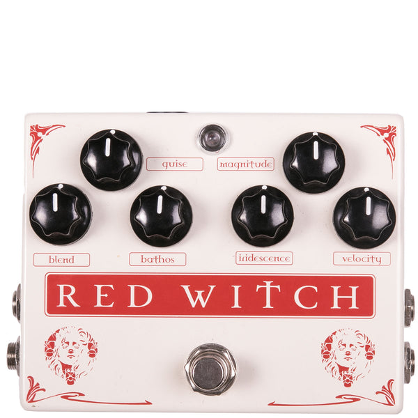 Red Witch Medusa Chorus Tremolo - SALE PRICE | Lucky Fret Music Co.