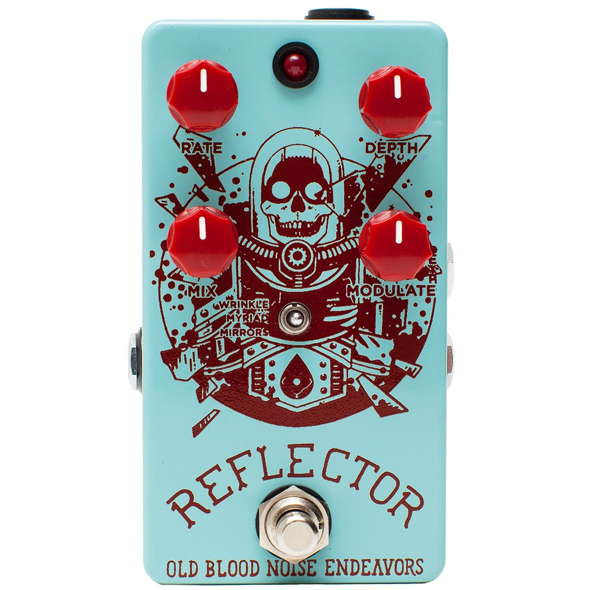 Old Blood Noise Endeavours Reflector Noisemaker Chorus