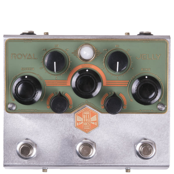 Beetronics Royal Jelly - Overdrive / Fuzz Blender