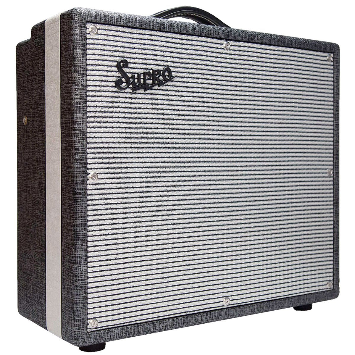 Used Supro - 1695T - Black Magick 1x12 Tube Amplifier - 240V