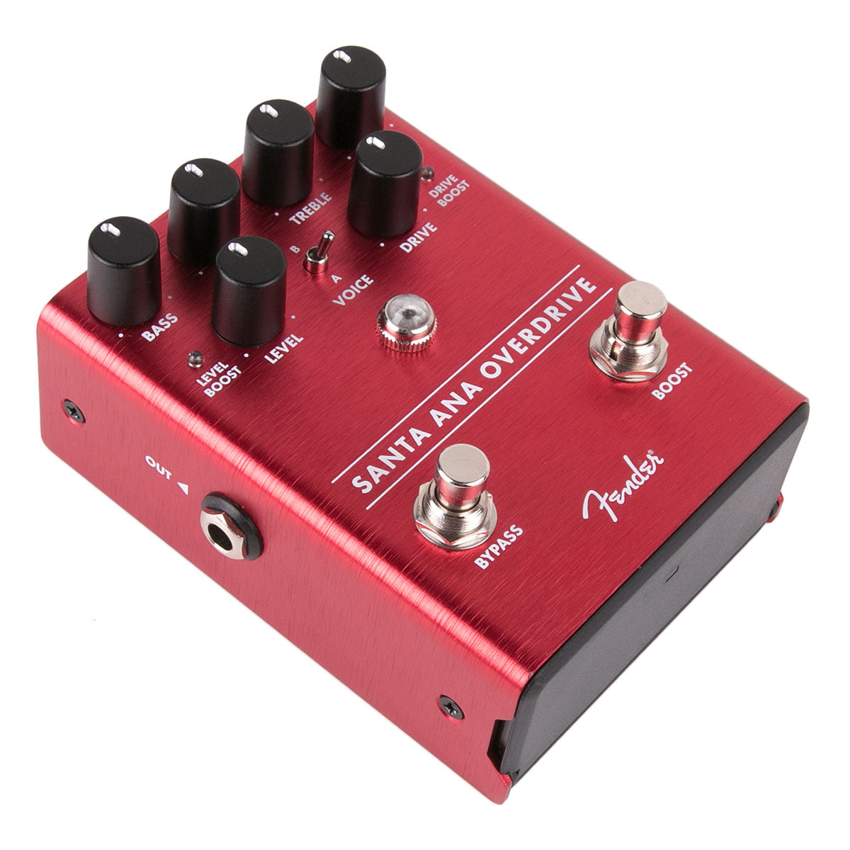Fender Santa Ana Overdrive Pedal | Lucky Fret Music Co.
