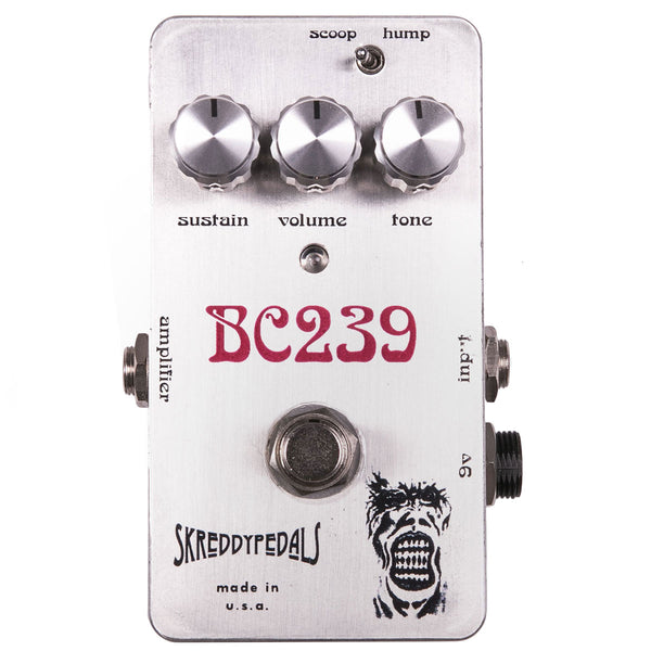 Skreddy BC239 - Fuzz, Distortion