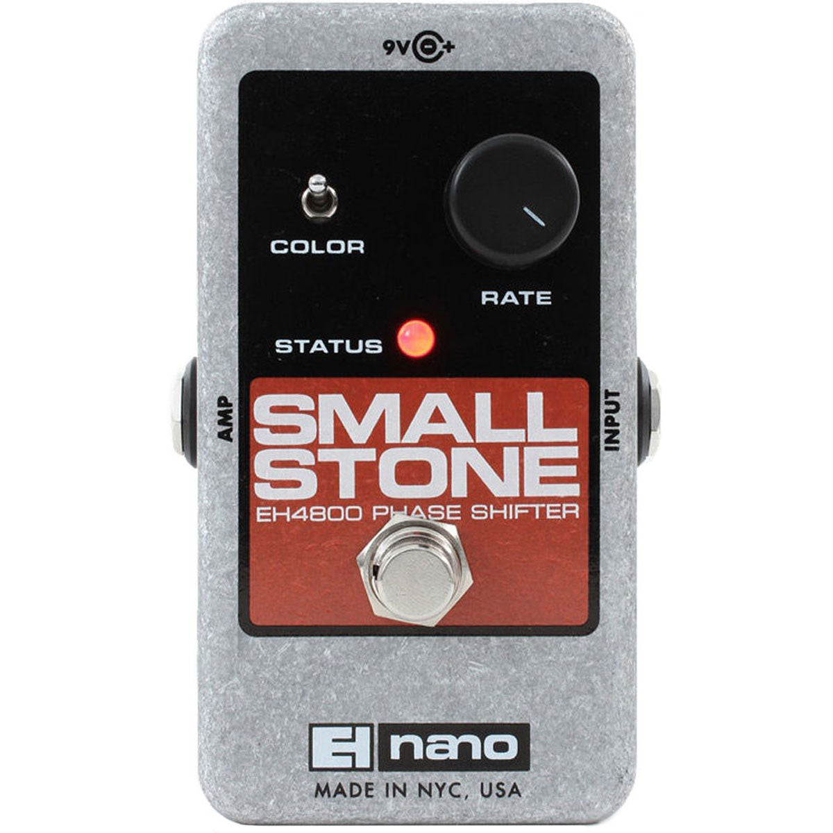 Electro Harmonix - Small Stone - Analog Phase Shifter | Lucky Fret Music Co.