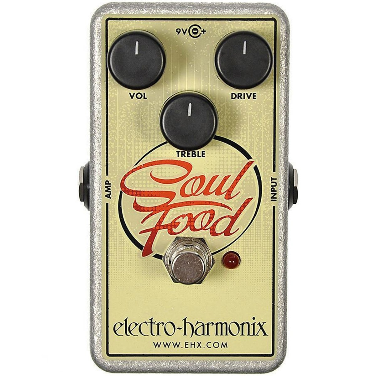 Electro Harmonix - Soul Food - Transparent Overdrive | Lucky Fret Music Co.