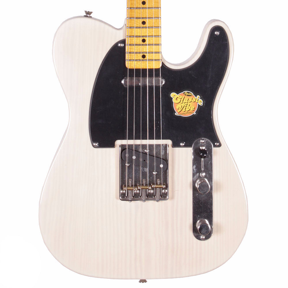Squier Classic Vibe '50s Telecaster - Maple - Vintage Blonde - Vintage Guitar Boutique - 1
