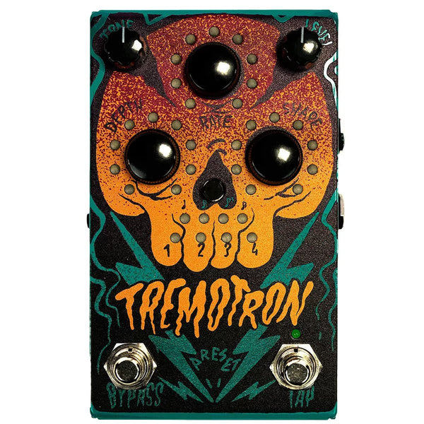 Stone Deaf Tremotron Analog Tremolo | Lucky Fret Music Co.