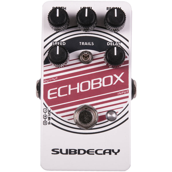 Subdecay Echo Box - Modulated Echo