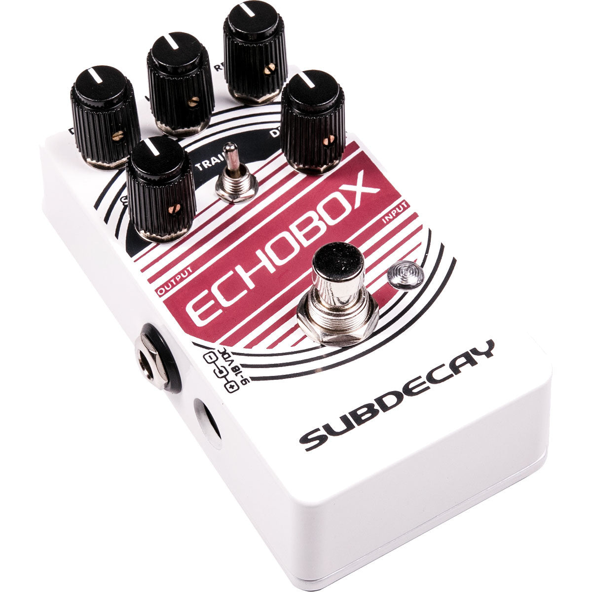 Subdecay Echo Box Modulated Echo | Lucky Fret Music Co.