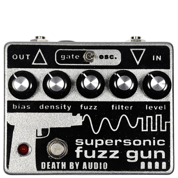 Death By Audio - Supersonic Fuzz Gun