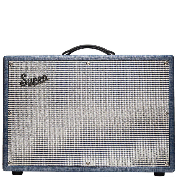 Supro - 1648RT - Saturn Reverb 1x12 Combo | Lucky Fret Music Co.