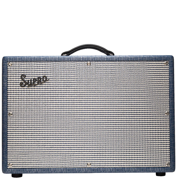 Supro - 1650RT - Royal Reverb 2x10 Combo | Lucky Fret Music Co.