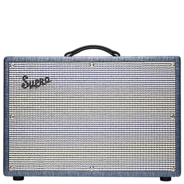 SUPRO - 1668RT - JUPITER 1 X 12 TUBE AMPLIFIER W/REVERB & TREMOLO - 240V | Lucky Fret Music Co.