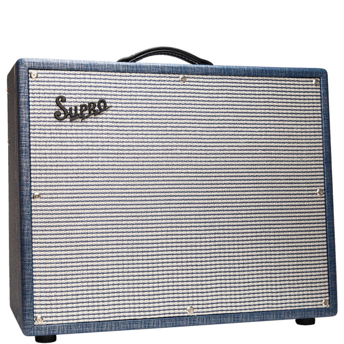 Supro - 1675RT - Rhythm Master 1x15 Tube Amplifier (240V) | Lucky Fret Music Co.