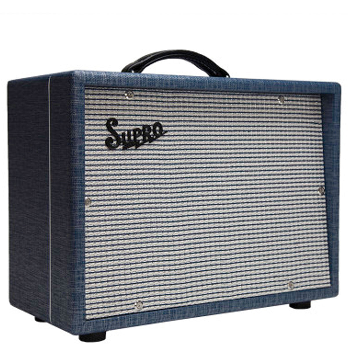 Supro - 1742 - Titan 1 X 12 Extension Cabinet - Vintage Guitar Boutique
