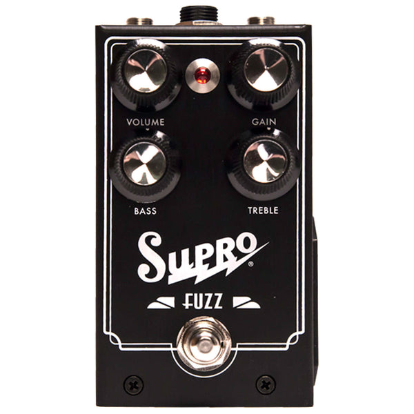 Supro SP1304 Fuzz | Lucky Fret Music Co.
