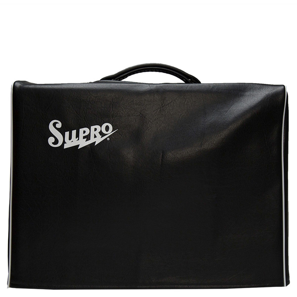 Supro - VC10 - Black Amp Cover - Fits 1x10 Combo | Lucky Fret Music Co.