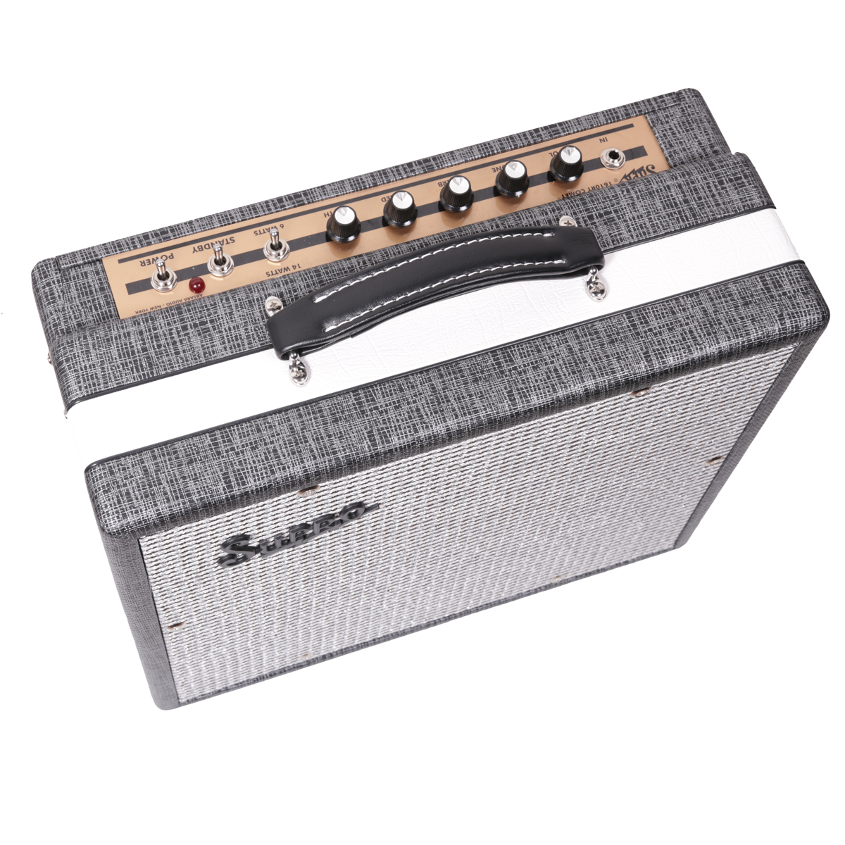 Supro 1610RT Comet - 1x10 Combo | Lucky Fret Music Co.