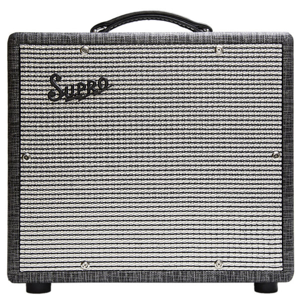 Supro - 1600 - Supreme 1x10 25W Tube Combo - SALE PRICE | Lucky Fret Music Co.